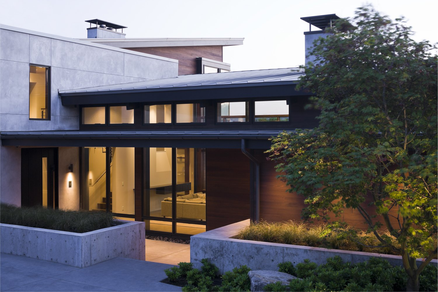 Mountain View Residence Tagged: Outdoor.  Mountain View Residence by SkB Architects