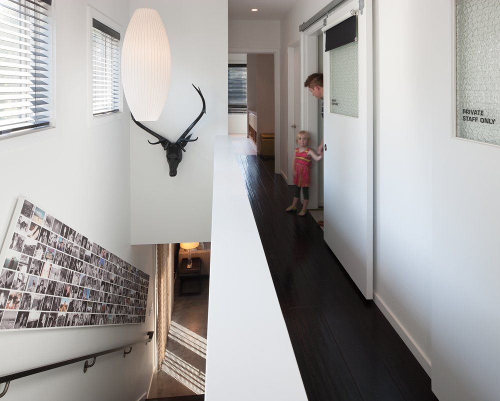 The ToDD Residence Tagged: Hallway.  The ToDD Residence by SkB Architects