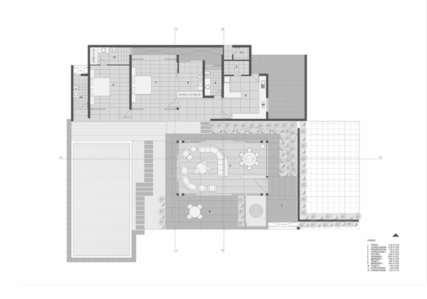 Plan Photo 14 of The Open house modern home