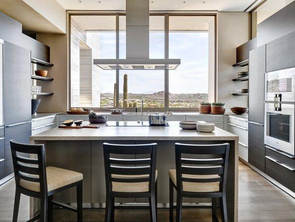 Modern home with kitchen. Photo 18 of Elegant Modern at Estancia