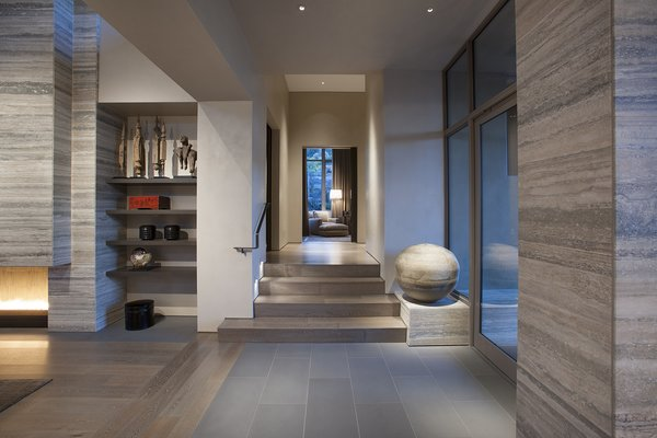 Modern home with hallway. Photo 16 of Elegant Modern at Estancia