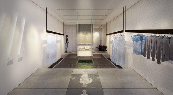 Photo  of Carmela Osorio Lugo of fashion brand CARMELÁ modern home