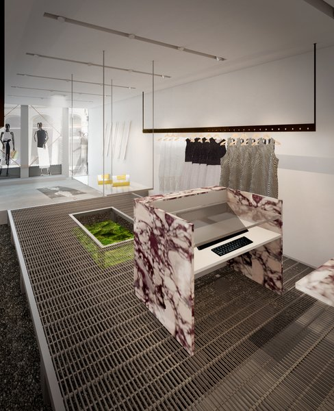 Photo 2 of Carmela Osorio Lugo of fashion brand CARMELÁ modern home