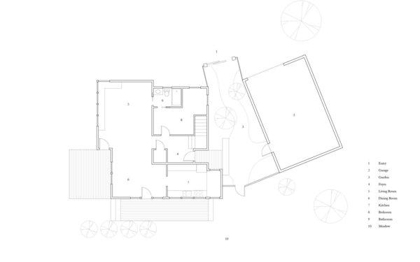 Photo 4 of Hinoki House modern home
