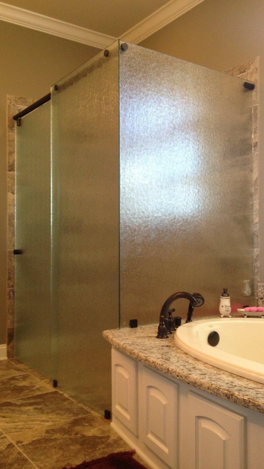 from Sliding Shower Doors - Dwell