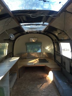 See How an Oregon Couple Renovated Their 1966 Airstream - Photo 2 of 24 -
