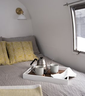 See How an Oregon Couple Renovated Their 1966 Airstream - Photo 11 of 24 -