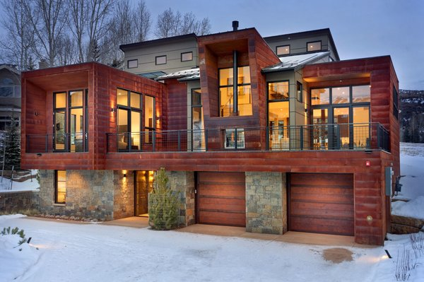 Modern home with outdoor. Photo 2 of Mustang Circle