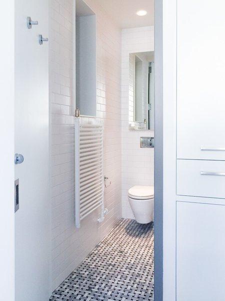 Modern home with bath room. Master Bathroom Photo 7 of Cherokee Loft
