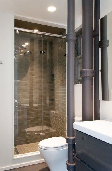 Modern home with bath room. Guest Bathroom Photo 9 of Cherokee Loft