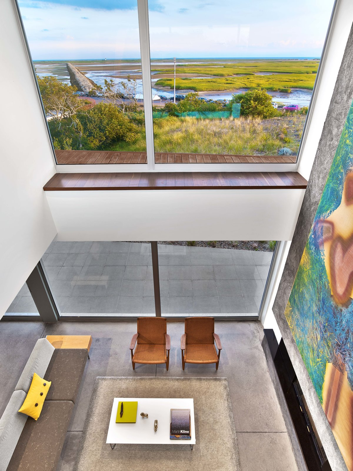 Tagged: Windows.  Cape Cod - Beach House by Hariri & Hariri Architecture