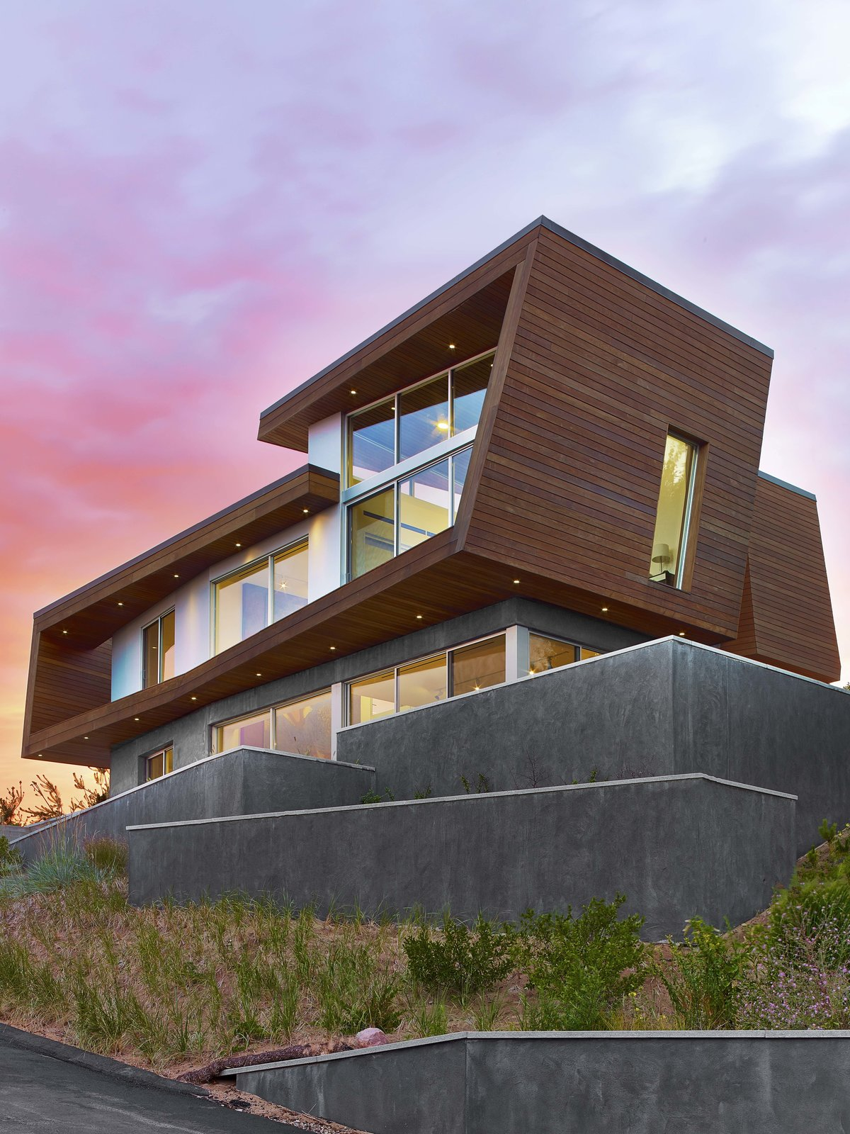 Tagged: Outdoor and Side Yard.  Cape Cod - Beach House by Hariri & Hariri Architecture