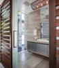 Modern home with Bath Room and Light Hardwood Floor. Photo 13 of Taghkanic House