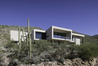 Dwell Professionals of the Month: July - Photo 1 of 5 - Project Name: Sabino Canyon Home