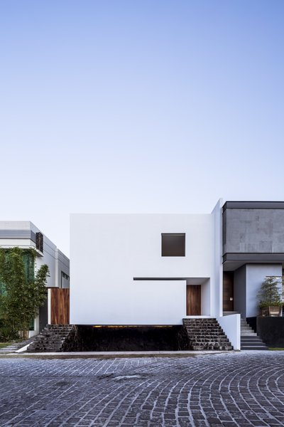 Modern home with outdoor and front yard. Photo 3 of The Cave