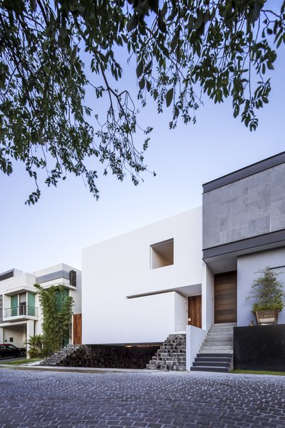 Modern home with outdoor and front yard. Photo 4 of The Cave