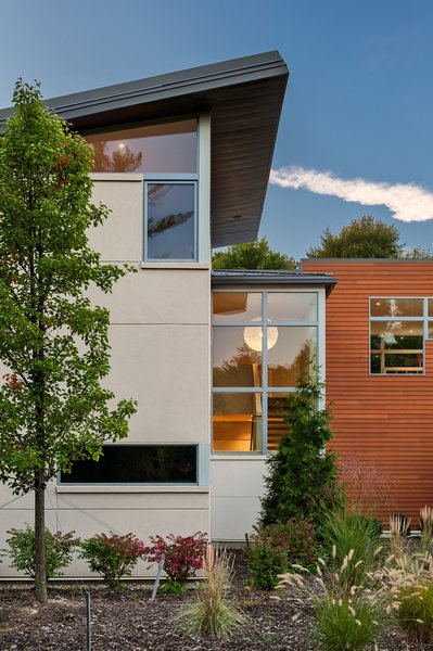 Modern home with outdoor. Photo 2 of Orange Residence