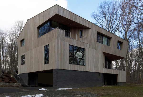 Exterior View Photo 2 of DR Residence modern home