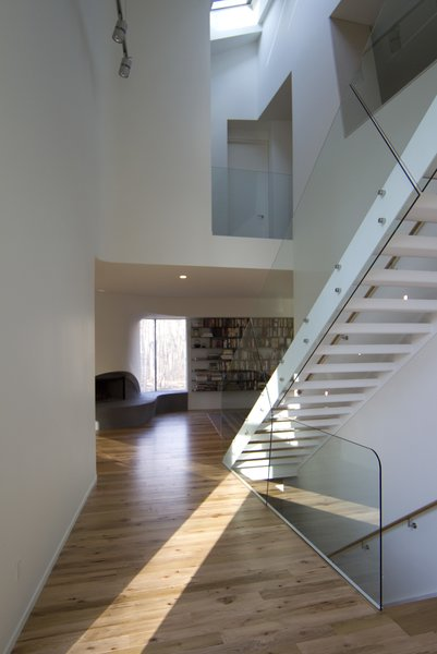 Stair View Photo 9 of DR Residence modern home
