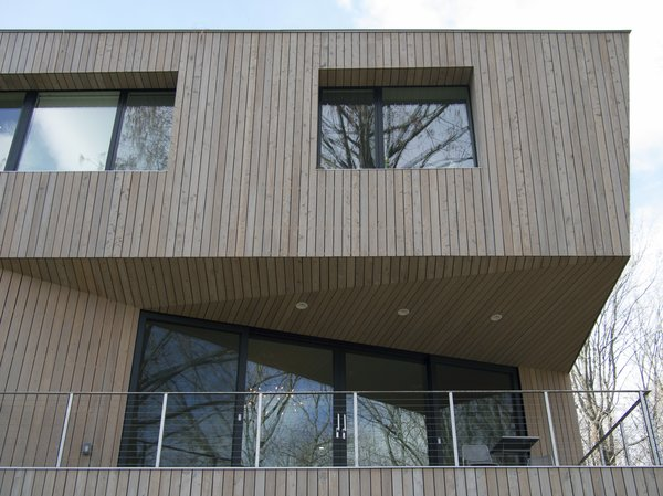 Terrace Detail Photo 10 of DR Residence modern home