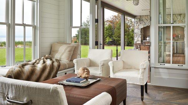 Modern home with living room. Mutiny Bay Photo 5 of Mutiny Bay