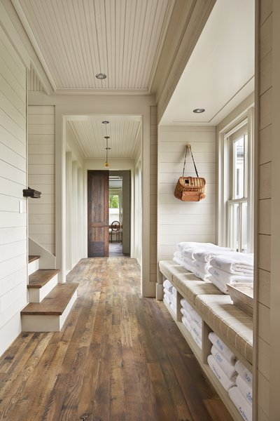 Modern home with hallway. Mutiny Bay Photo 7 of Mutiny Bay