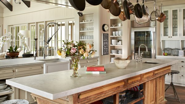 Modern home with kitchen. Mutiny Bay Photo 6 of Mutiny Bay