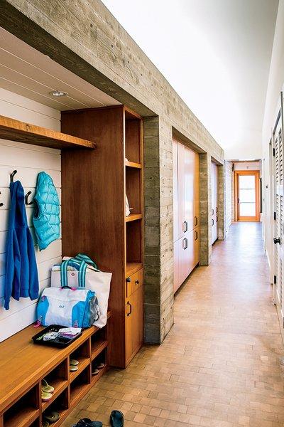 Modern home with storage room, closet storage type, and shelves storage type. Lake Chelan Photo 2 of Lake Chelan