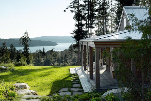 Modern home with outdoor. Decatur Island Photo 16 of Decatur Island