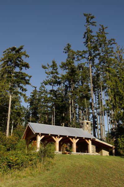 Modern home with outdoor. Decatur Island Photo 14 of Decatur Island