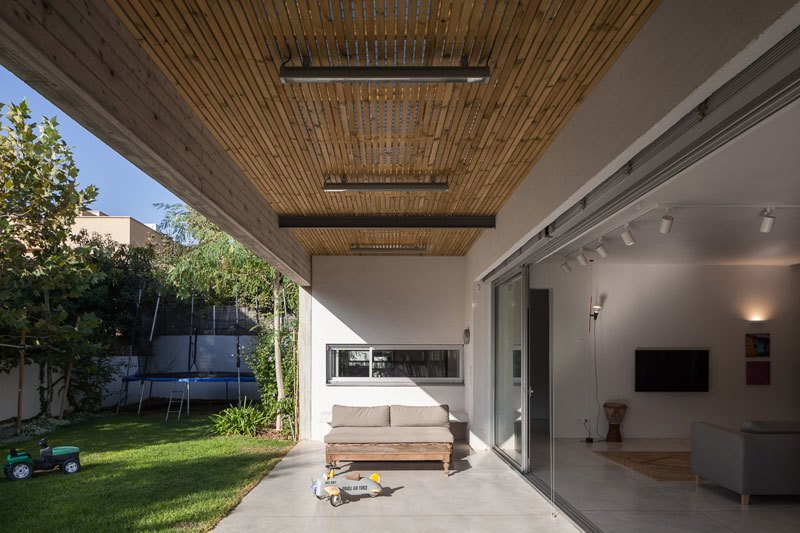 Tagged: Outdoor, Grass, Garden, and Large Patio, Porch, Deck. Urban Life In The Country by Eshet Alperovich Arch