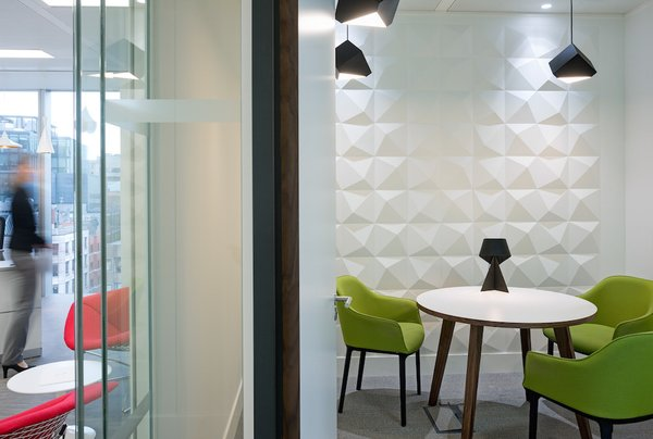 Modern home with office and chair. meeting room Photo 4 of Accuracy: Case Study
