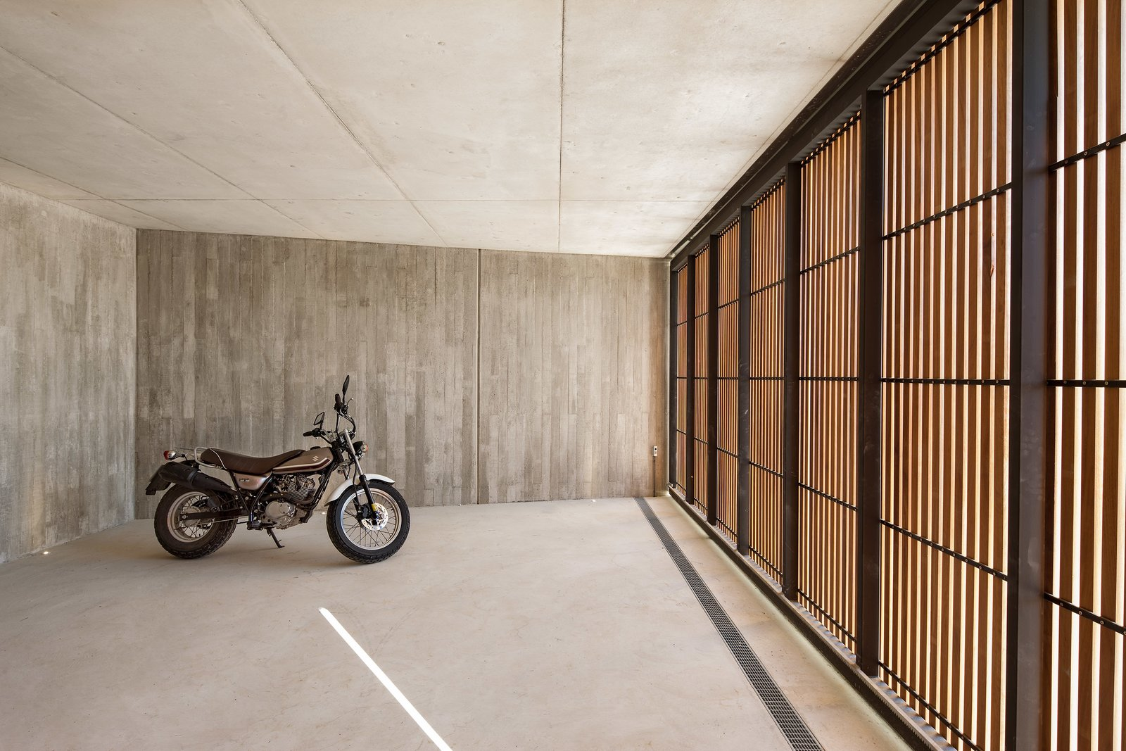 Tagged: Garage and Attached Garage.  The Öcher House by MLMR Architecture Consultancy