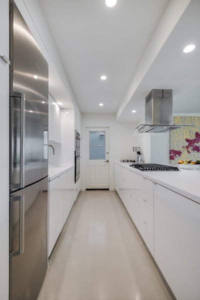Modern home with kitchen. Photo 12 of Stunning 3BR on the sand in Marina del Rey