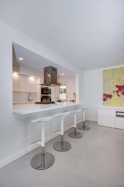 Modern home with kitchen. Photo 9 of Stunning 3BR on the sand in Marina del Rey