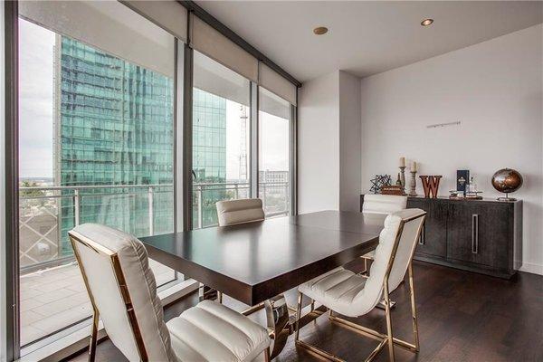 Photo 4 of Modern Dallas High-Rise modern home