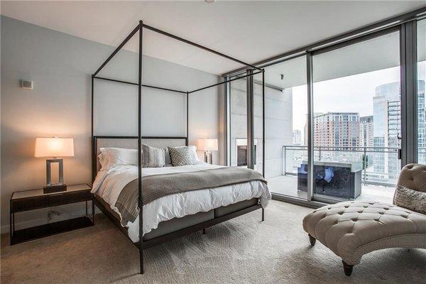 Photo 6 of Modern Dallas High-Rise modern home