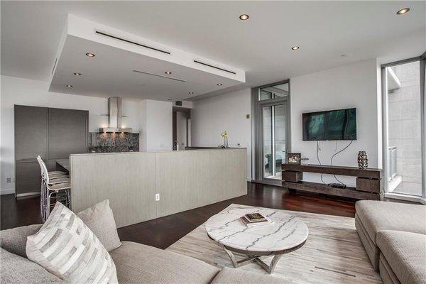 Photo 12 of Modern Dallas High-Rise modern home