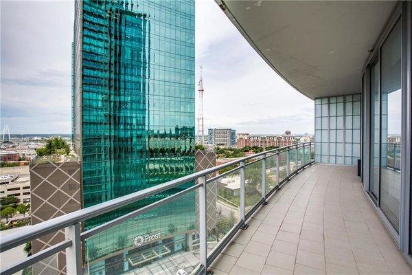 Photo 11 of Modern Dallas High-Rise modern home