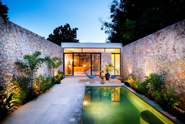 Modern home with outdoor. Photo 15 of Casa FS55