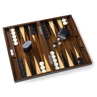 Walnut Wood Backgammon Set
