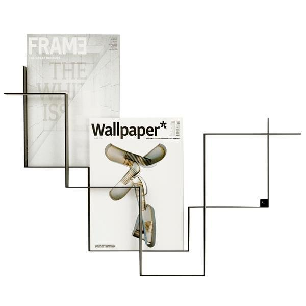 Guidelines Magazine Rack
