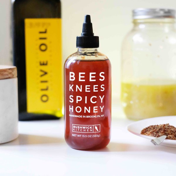 "Spicy Honey ""Bees Knees"" (Set of 3)"