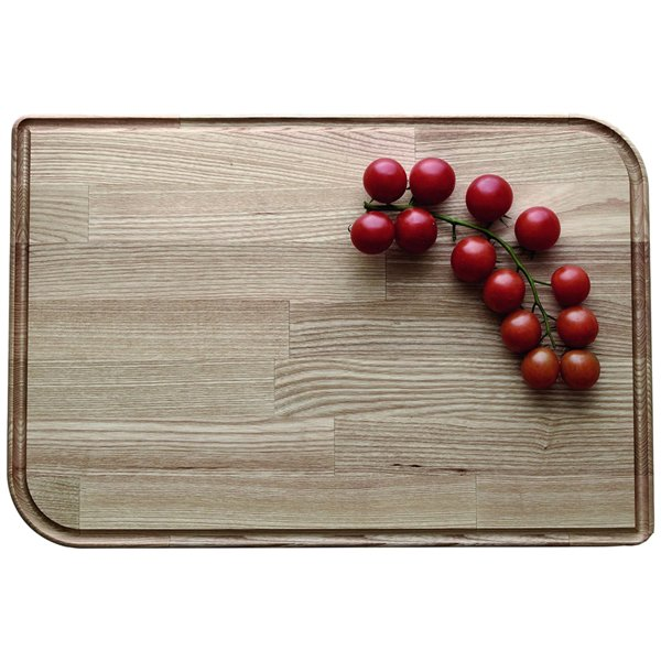 Rialto Natural Wood Cutting Board