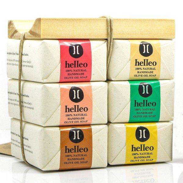 Olympic Trading Co. Helleo Soap Gift Set