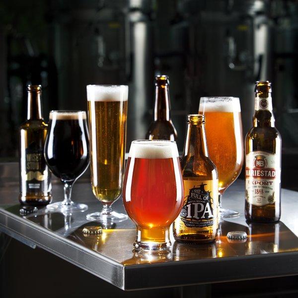 Orrefors Beer IPA Glass, Set of 4
