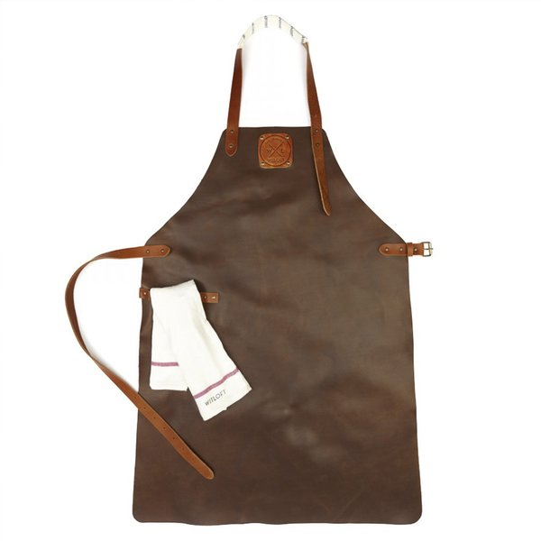 Personalized Leather Apron