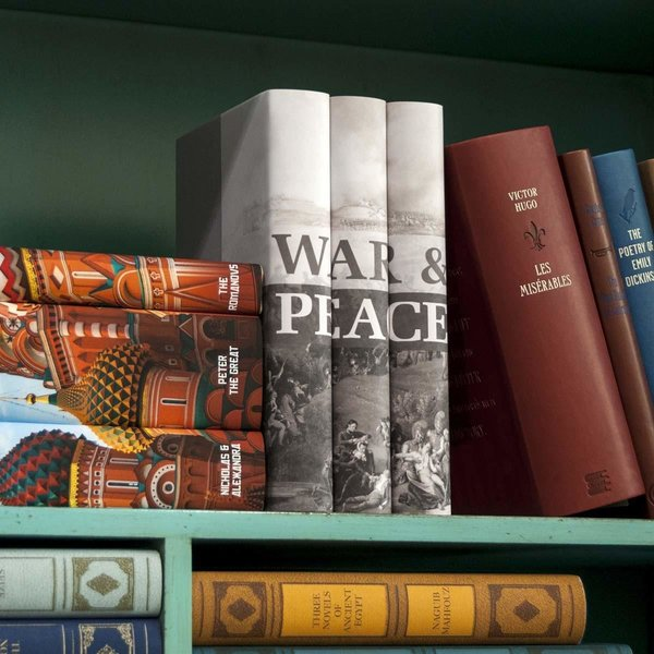 Tolstoy's War and Peace Book Set