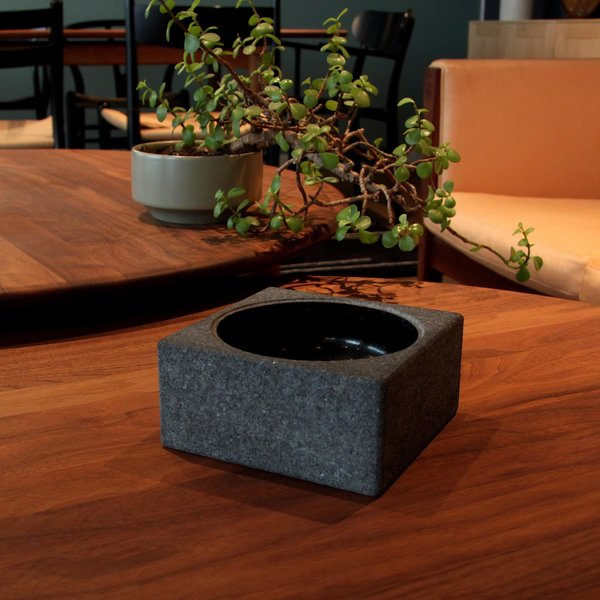 Granite PK-Bowl by Poul Kjaerholm