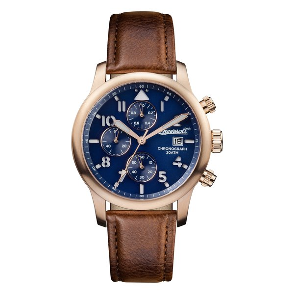 Discovery Collection Hatton Chronograph Watch